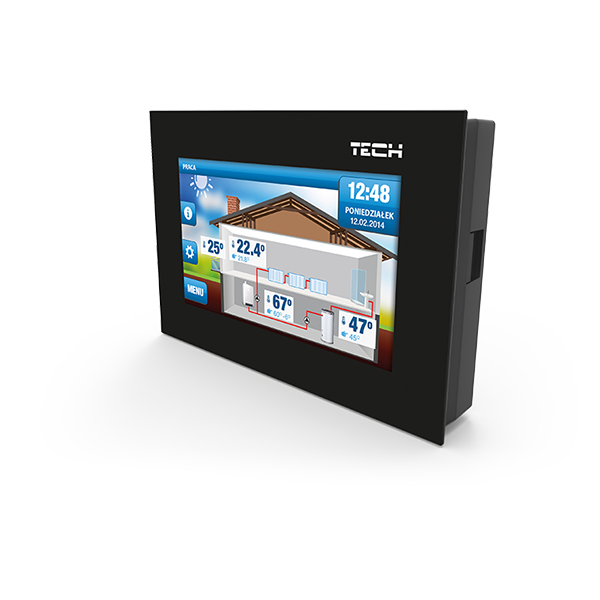 TECH OpenTherm Термостат ST-2801