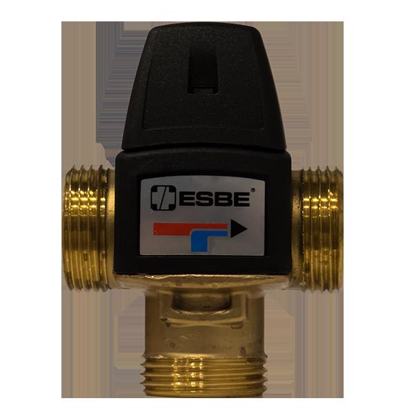 ESBE Трипътен смесителен вентил 1″ VTA322