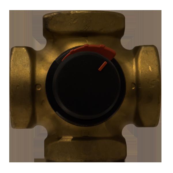 ESBE Четирипътен смесителен вентил VRG141