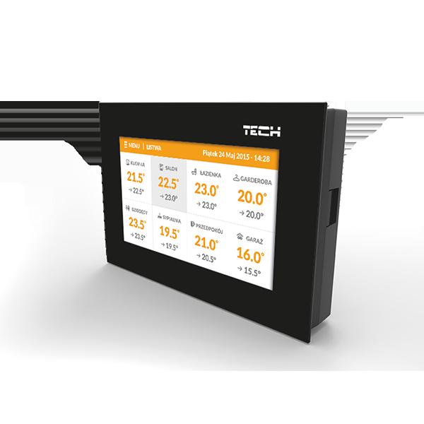 TECH M-7 (Контролен панел)