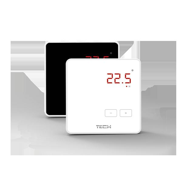 TECH R-8 z Безжичен Термостат LED