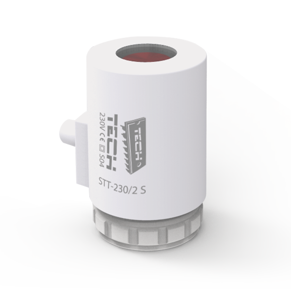 TECH Задвижка STT-230/2 S